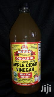 Bragg's Apple Cider Vinegar 'With the Mother' -946ml | Vitamins & Supplements for sale in Lagos State, Ikotun/Igando