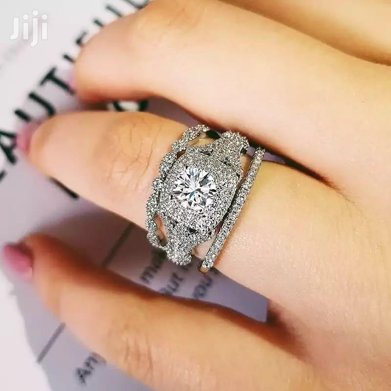 Luxury Wedding And Engagement Ring