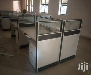 Modern 4-man Office Workstation | Furniture for sale in Lagos State, Badagry