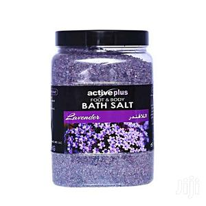 Active Plus Foot and Body Salt Lavender   Skin Care for sale in Lagos State