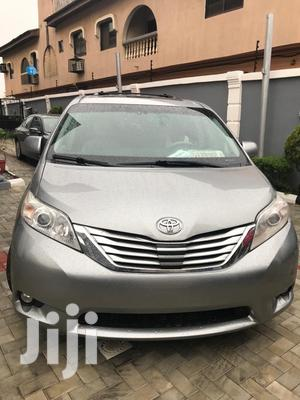Toyota Sienna 2012 7 Passenger Silver   Cars for sale in Lagos State, Isolo