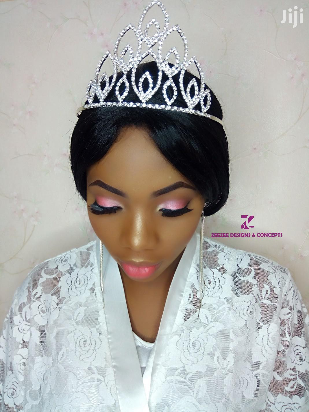 Makeup For Bridal White Wedding | Health & Beauty Services for sale in Gwarinpa, Abuja (FCT) State, Nigeria