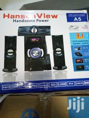 A5 Bluetooth Home Theater | Audio & Music Equipment for sale in Abuja (FCT) State, Wuse