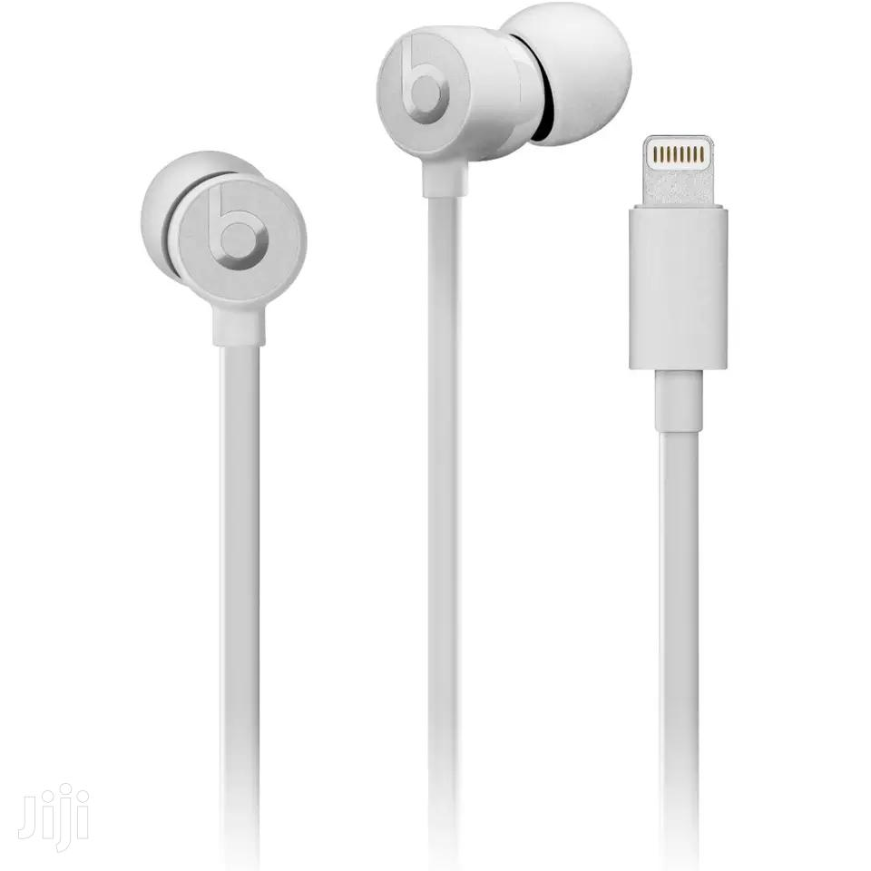 Archive: Beats By Dr. Dre Urbeats 3 Earphones With 3.5mm/Lightening Plug In Ear