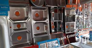 Double Bowl Sink | Restaurant & Catering Equipment for sale in Lagos State, Mushin