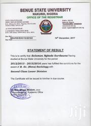Sourcing Officer CV   Manufacturing CVs for sale in Benue State, Agatu