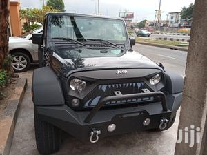 Jeep Wrangler 2018 Black | Cars for sale in Lagos State, Ikeja
