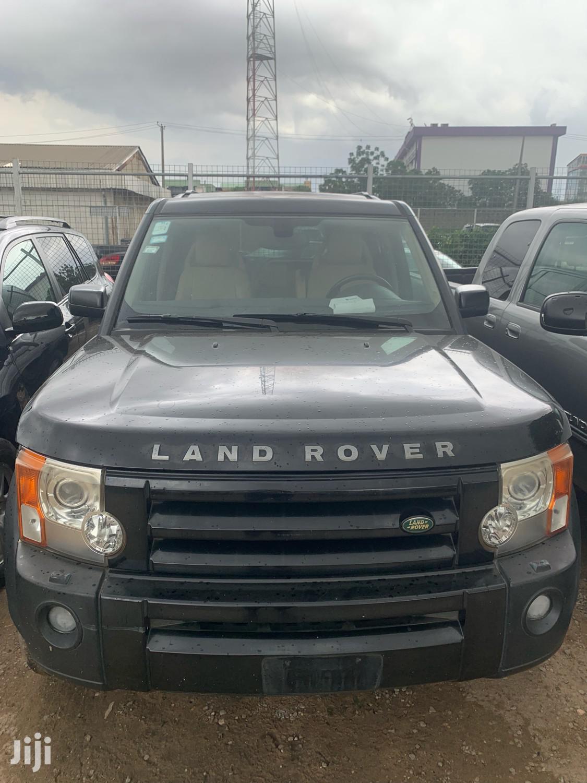 Archive: Land Rover LR3 2006 HSE Black