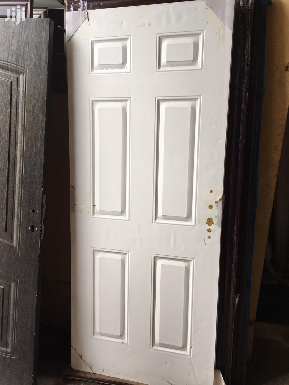 White Room Doors
