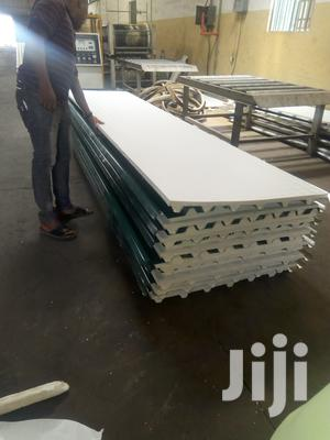 Insulated Aluminum Roofing   Manufacturing Services for sale in Lagos State, Ikoyi
