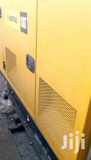 15kva Caterpillar Mantrac Soundproof Generator for Sale | Electrical Equipment for sale in Lagos State, Oshodi
