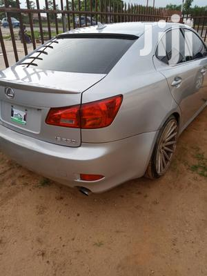 Lexus IS 250 2008 Silver | Cars for sale in Rivers State, Port-Harcourt
