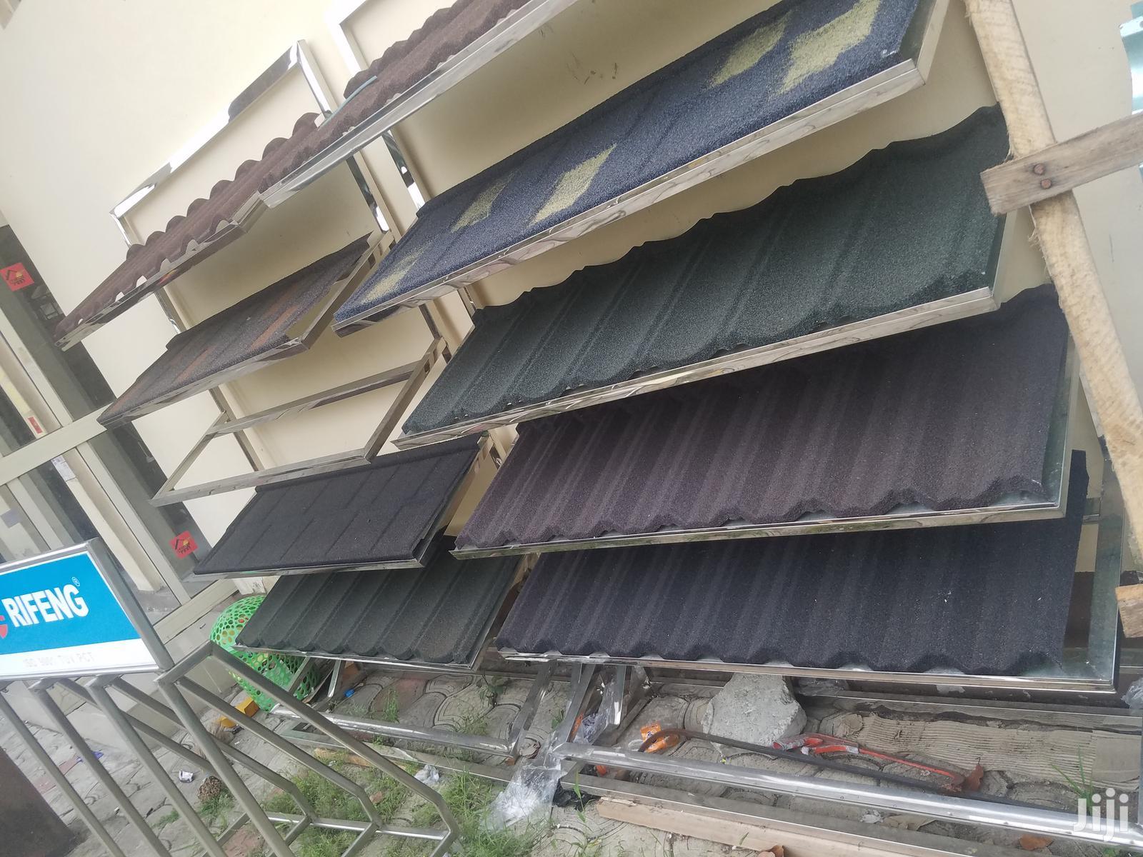 Docherich Nigltd High Grade Stone Coated Roof Tiles
