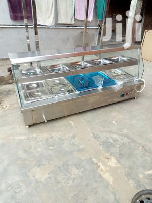 5plates Stainless Electric Food Warmer With Layer   Restaurant & Catering Equipment for sale in Lagos State, Surulere