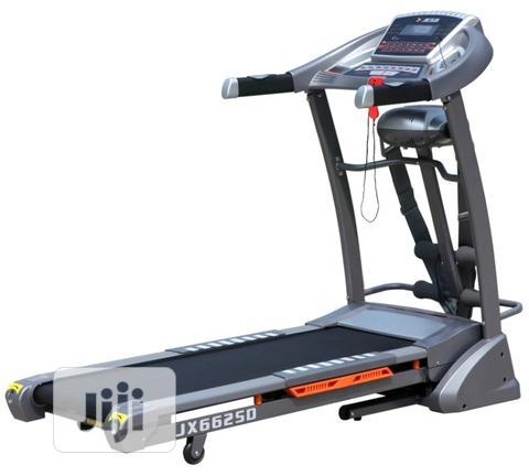 2.5hp Electrical Treadmill With Massager, Music and Incline