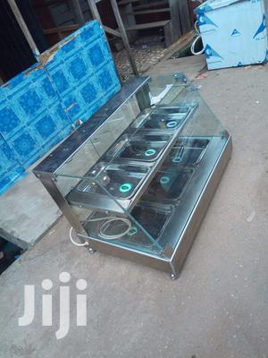 3 Plates Stainless Electric Food Warmer With Layer and Door   Restaurant & Catering Equipment for sale in Lagos State, Surulere