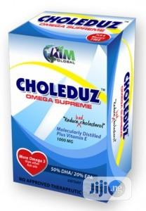 Archive: Choleduz Food Supplement.