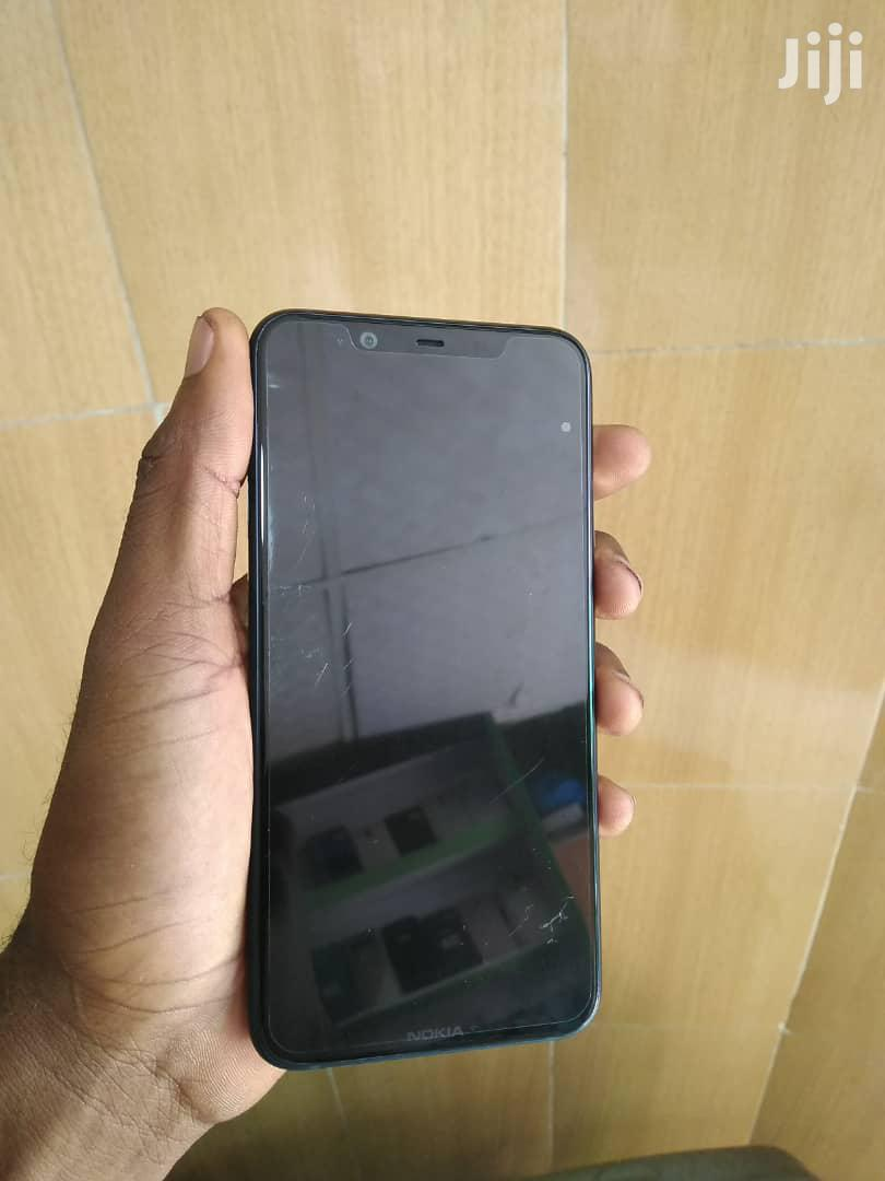 Nokia 8 1 X7 64 Gb Black In Ikeja Mobile Phones Collins Nwenyi Wholesales Jiji Ng