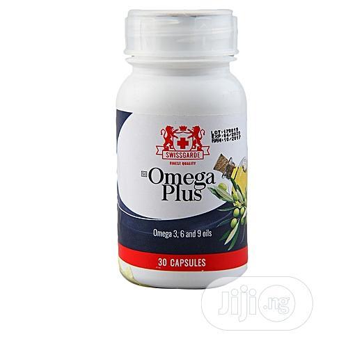 Swissgarde Omega Plus (Arthritis Diabetes Heart Disease Joint Ache)