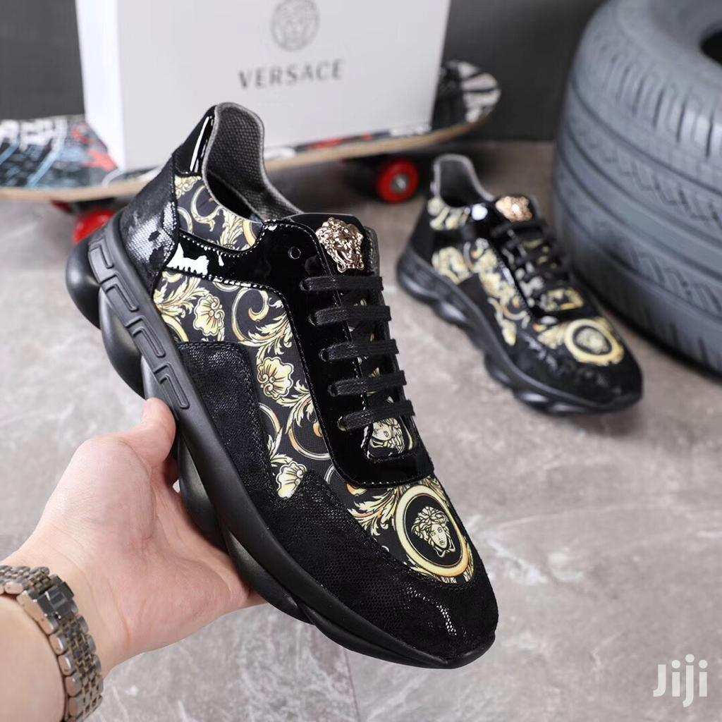 Brand New Unique Versace Shoe in Lagos