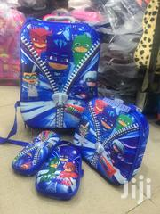 4 In 1 Pj Max School Bag(6-14years) | Babies & Kids Accessories for sale in Lagos State, Amuwo-Odofin