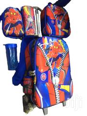 5 In 1 School Trolley School Bag | Babies & Kids Accessories for sale in Lagos State, Amuwo-Odofin