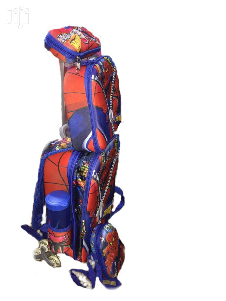 5 In 1 School Trolley School Bag | Babies & Kids Accessories for sale in Amuwo-Odofin, Lagos State, Nigeria