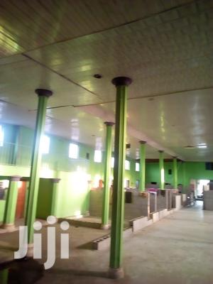 Big Auditorium/Hall For Church Use At Afromedia Okokomaiko   Commercial Property For Sale for sale in Lagos State, Ojo