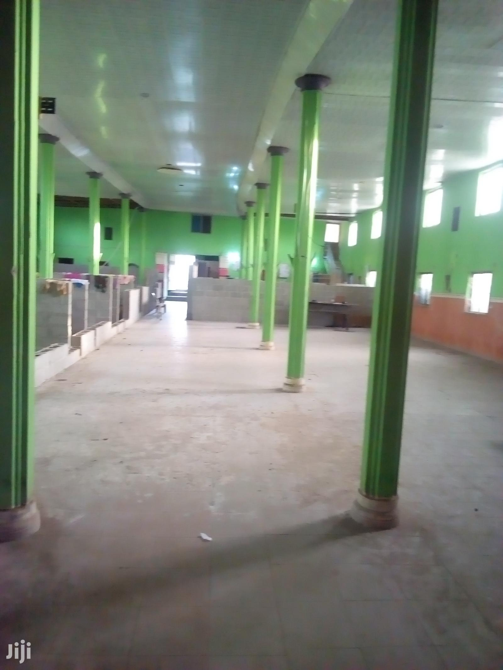 Big Auditorium/Hall For Church Use At Afromedia Okokomaiko | Commercial Property For Sale for sale in Ojo, Lagos State, Nigeria