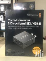 Blackmagic Design Micro Converter Bidirectional SDI/HDMI With PSU | Accessories & Supplies for Electronics for sale in Rivers State, Port-Harcourt