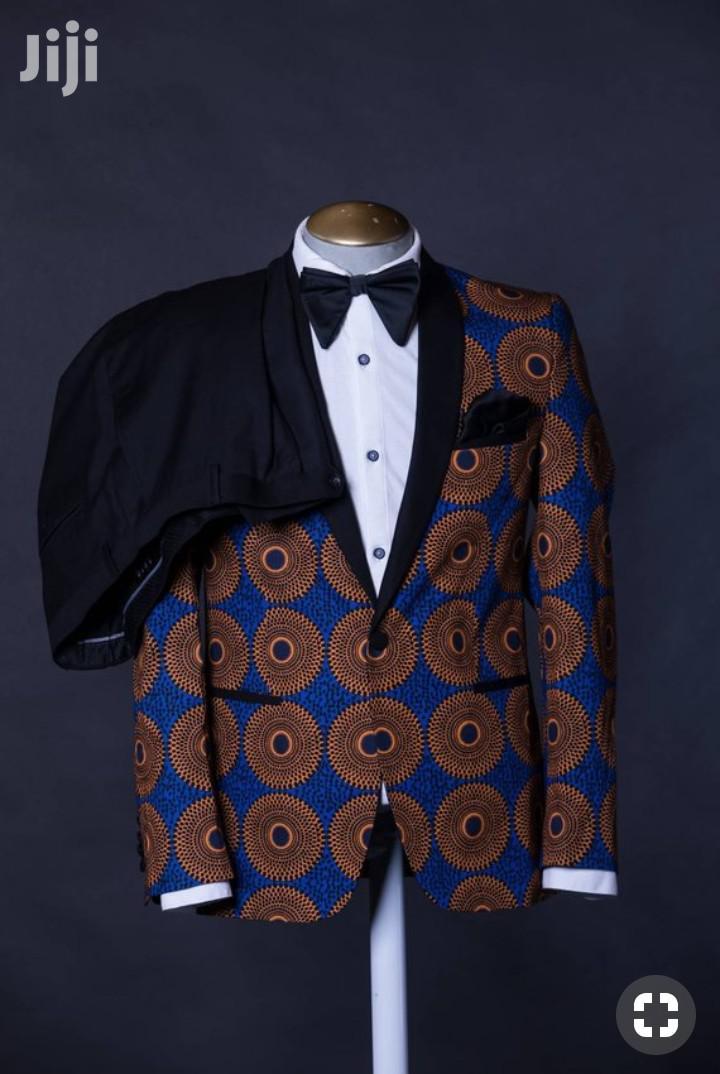 Men Designer Blazer | Clothing for sale in Ajah, Lagos State, Nigeria