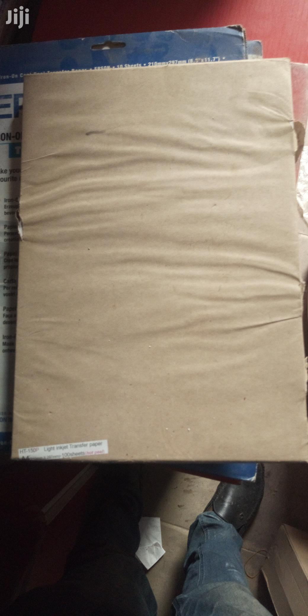 Transfer Paper | Printing Equipment for sale in Lagos Island, Lagos State, Nigeria