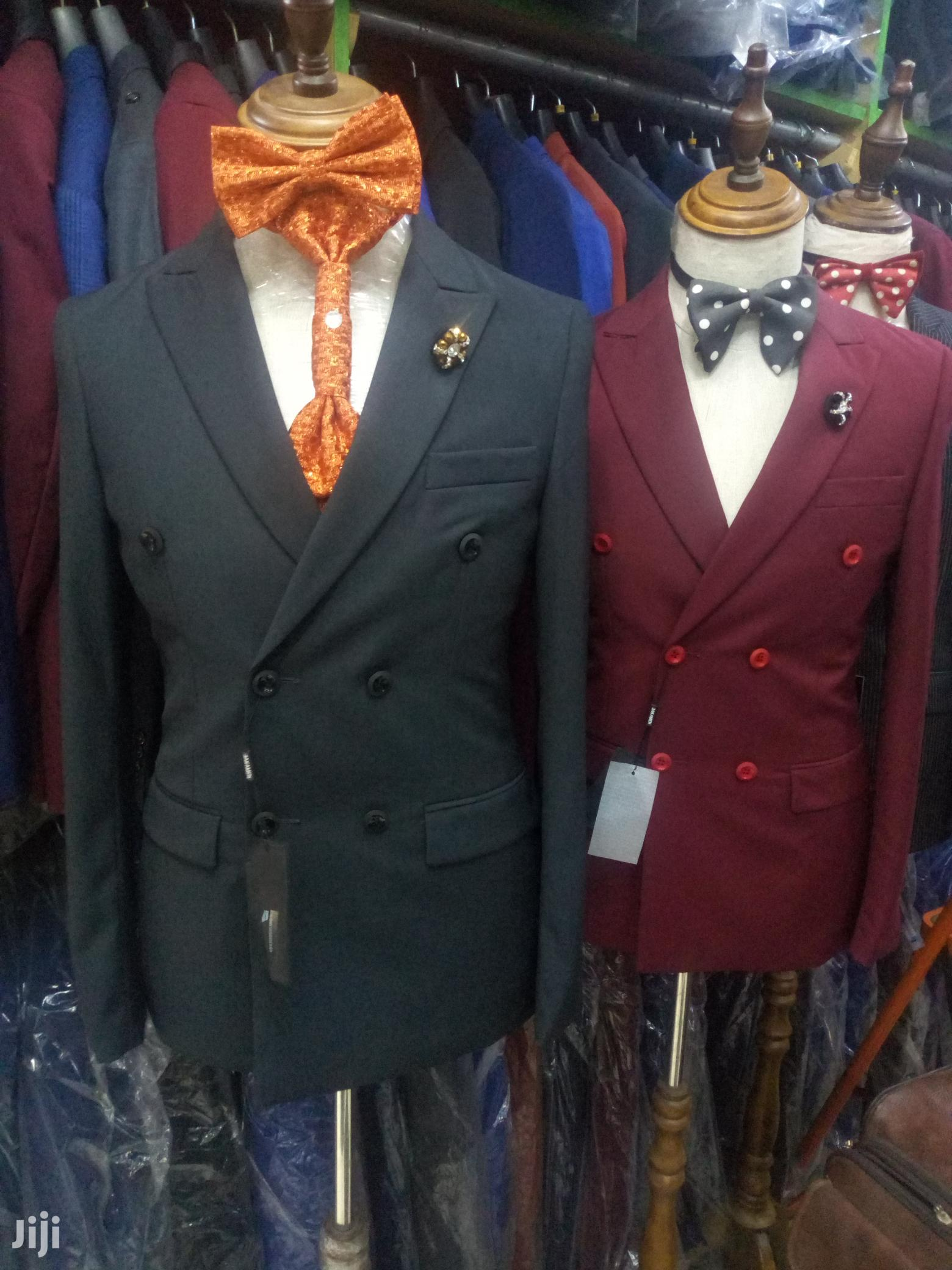 Double Breasted Suits For Men's Wedding Outfits   Wedding Wear & Accessories for sale in Lagos Island (Eko), Lagos State, Nigeria