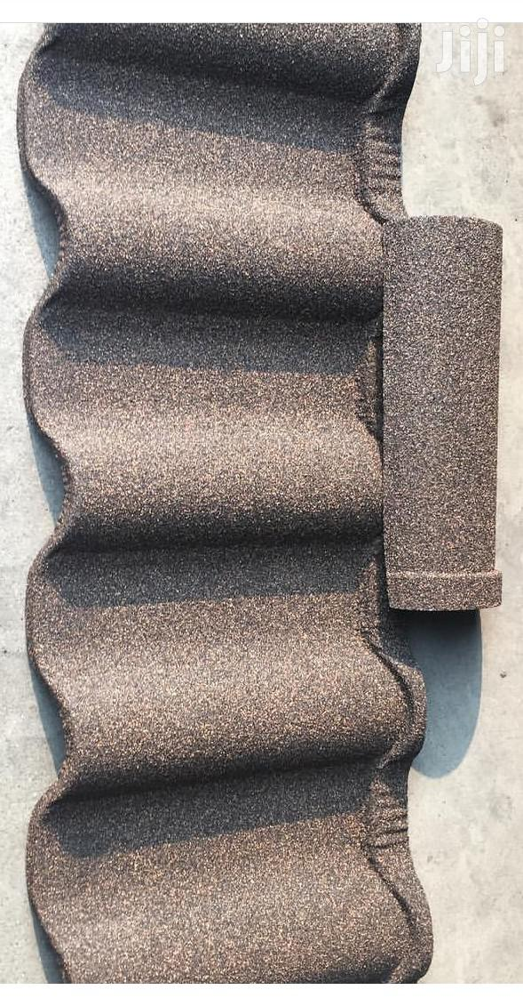Five Star ROMAN Stone Coated Roofing Tiles | Building & Trades Services for sale in Ikeja, Lagos State, Nigeria