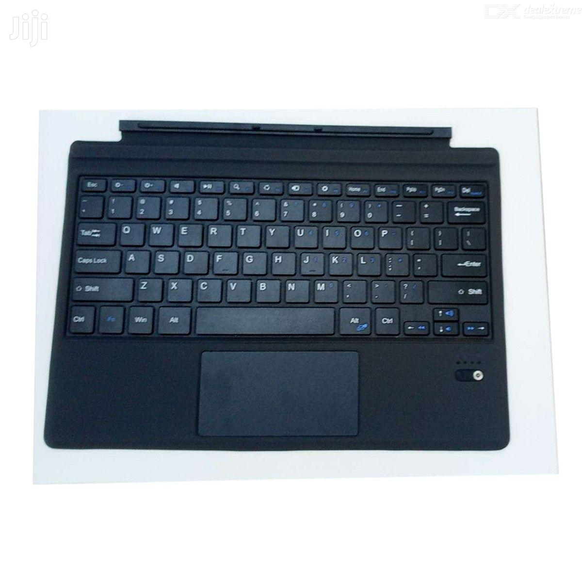 Bluetooth Smart Keyboard For Microsoft Surface Pro 3/4/5   Computer Accessories  for sale in Ikeja, Lagos State, Nigeria