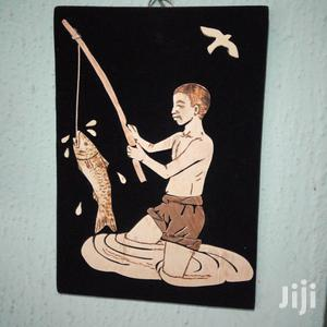 Handmade Art Work Of An African Fisherman   Arts & Crafts for sale in Lagos State, Ikeja