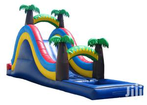 Bouncing Castle With Slide And Pool For Sale   Toys for sale in Lagos State