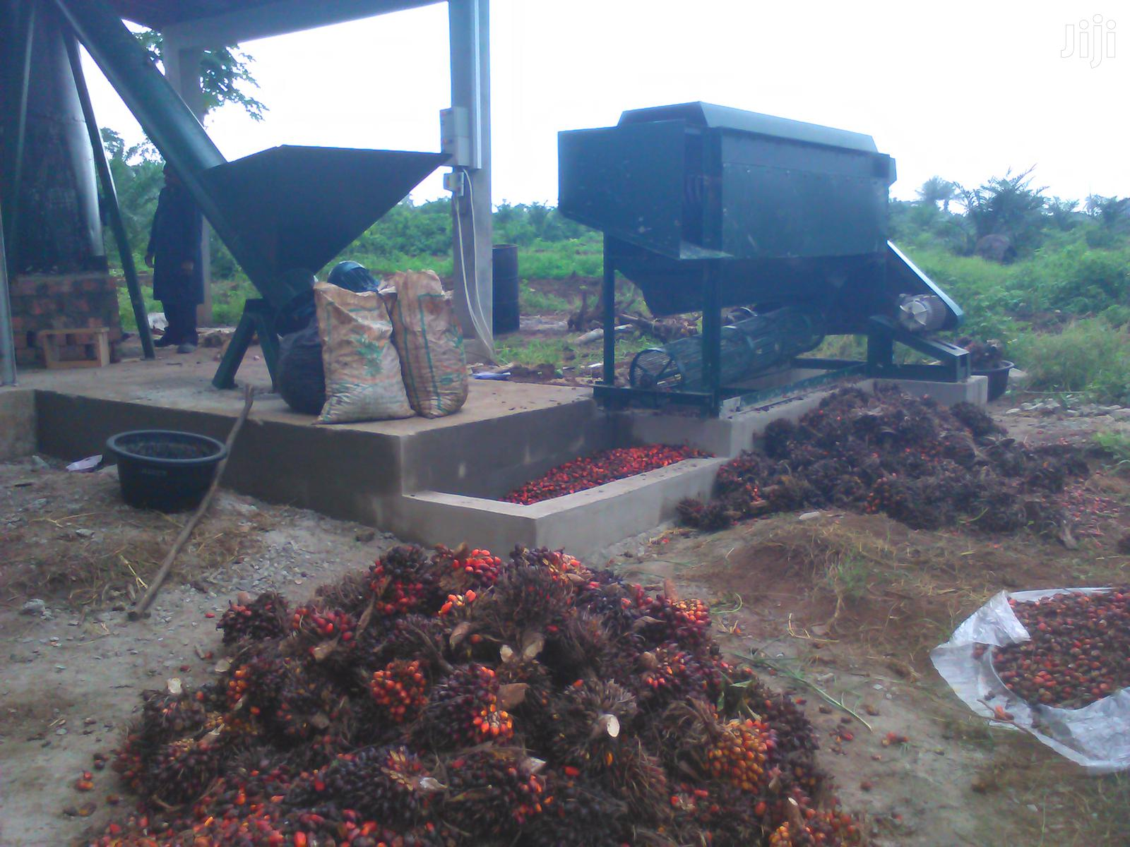 Palm Oil Production Plant | Manufacturing Equipment for sale in Enugu / Enugu, Enugu State, Nigeria