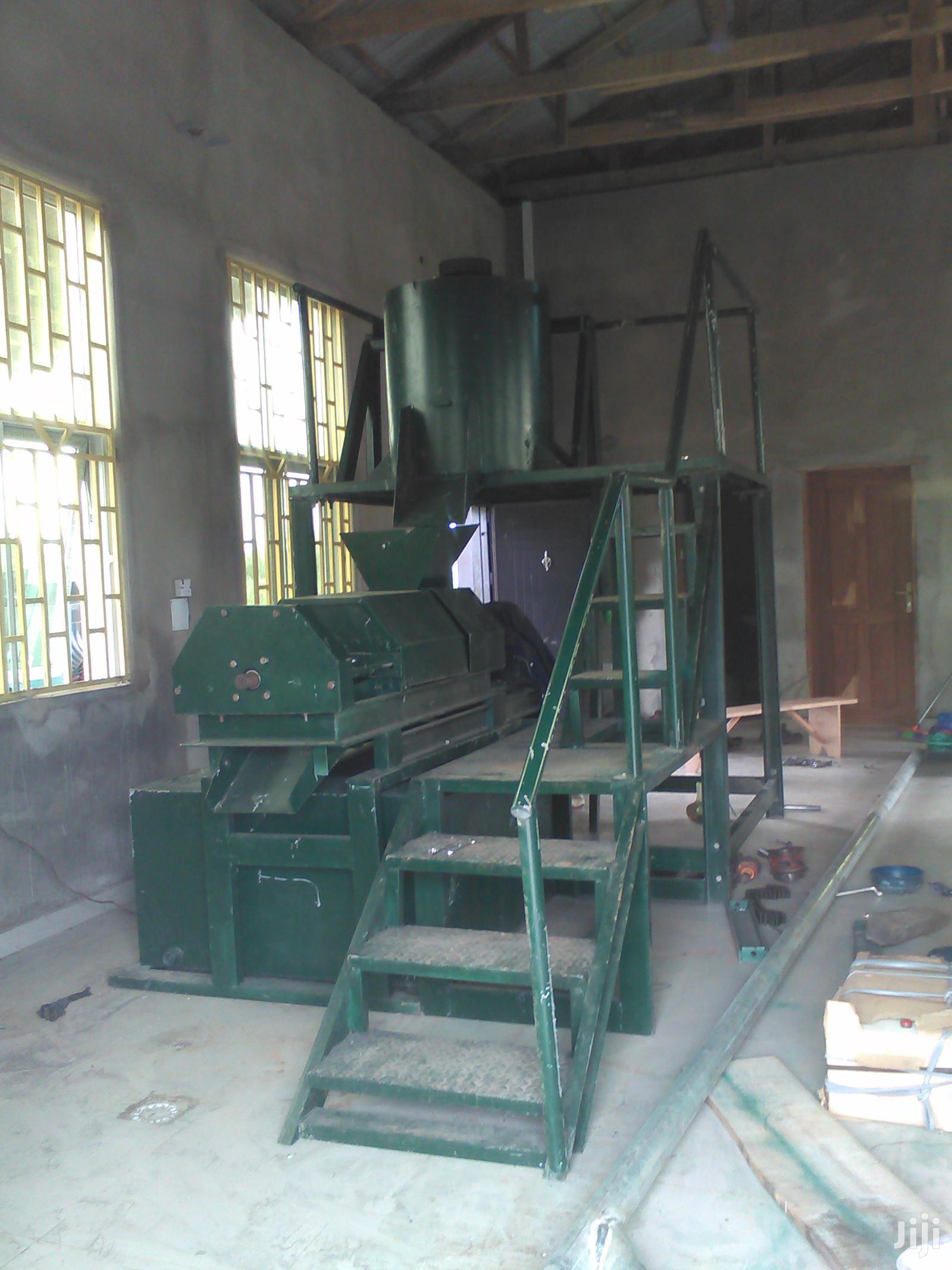 Palm Oil Production Plant