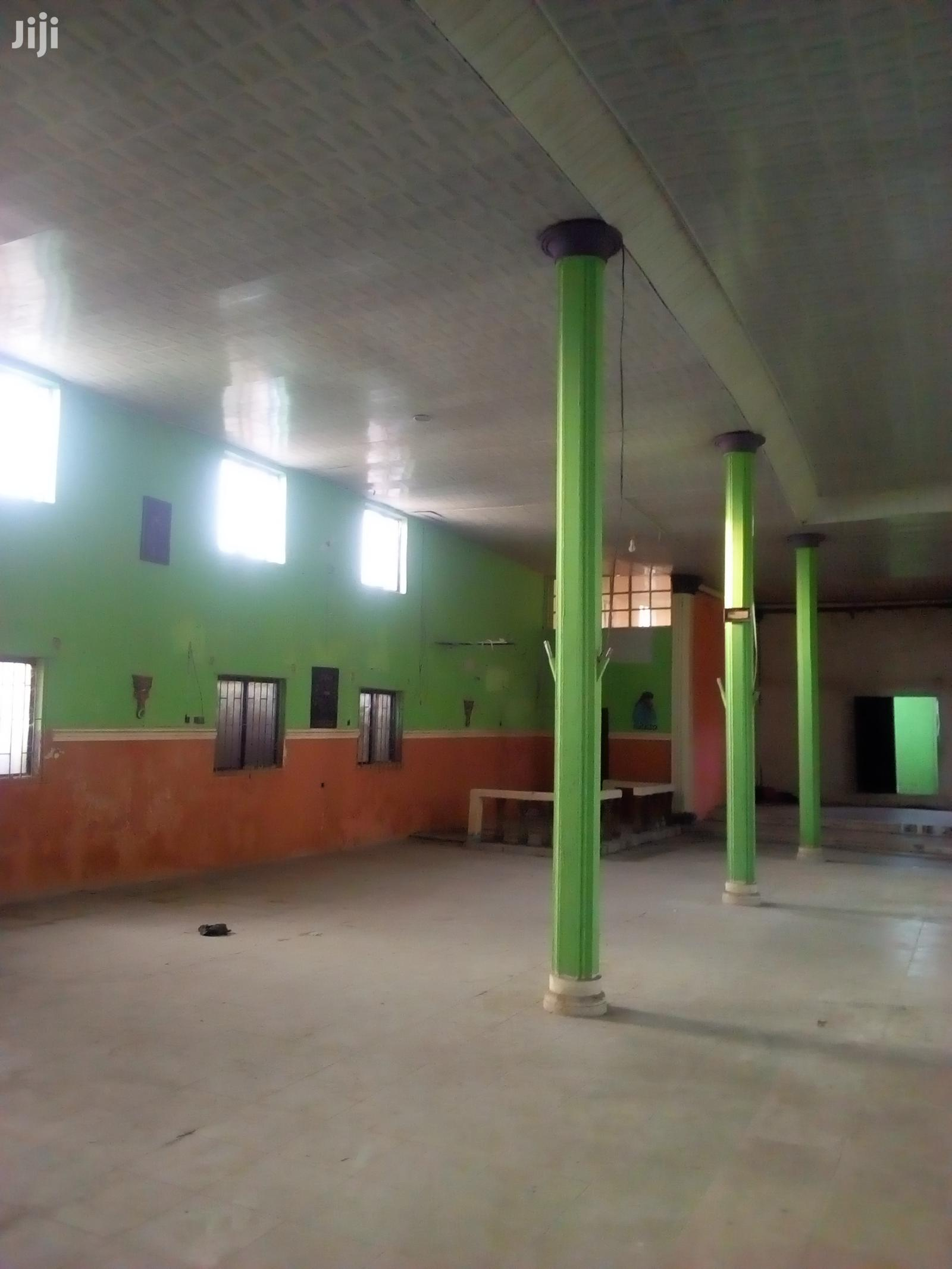 Church, Warehouse, Factory for Sale at Afromedia Okokomaiko Ojo | Commercial Property For Sale for sale in Ojo, Lagos State, Nigeria