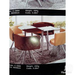 Imported Executive Coffee Dining With Chairs | Furniture for sale in Lagos State, Ojo