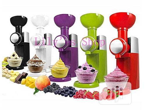 Mini Ice Cream Machine