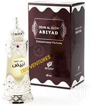 Dehn Al Oudh Abiyad Concentrated Perfume Oil by Afnan -20ml | Fragrance for sale in Lagos State