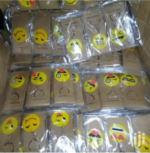Souvenir Emoji Key Rings( Key Holder) Pack Of 10   Clothing Accessories for sale in Lagos State, Magodo