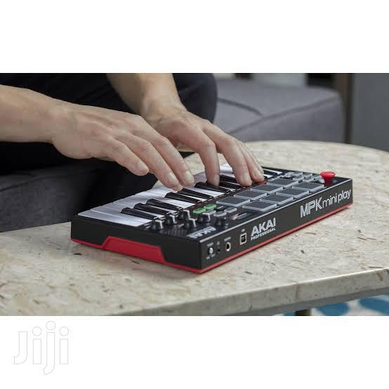 Akai Mpk Keyboard With Drum Pad | Musical Instruments & Gear for sale in Ikeja, Lagos State, Nigeria