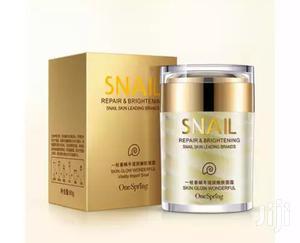 Snail Face Cream Moisturizing Whitening Skin Anti Aging Lifting | Skin Care for sale in Lagos State, Lekki