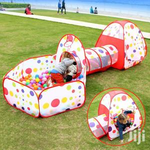 Kids Play Tent With Tunnel And Ball Pit (Wholesale And Retail) | Toys for sale in Lagos State