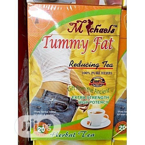 Michael J Tummy Fat Reducing Tea.Super Effective
