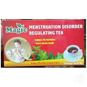 Magic Magic Menstruation Disorder Regulating Tea   Vitamins & Supplements for sale in Lagos State, Ojo