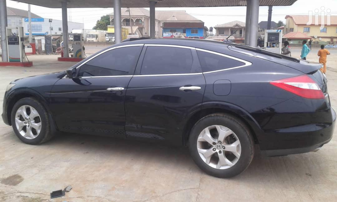 Honda Accord CrossTour 2010 EX-L AWD Black | Cars for sale in Port-Harcourt, Rivers State, Nigeria
